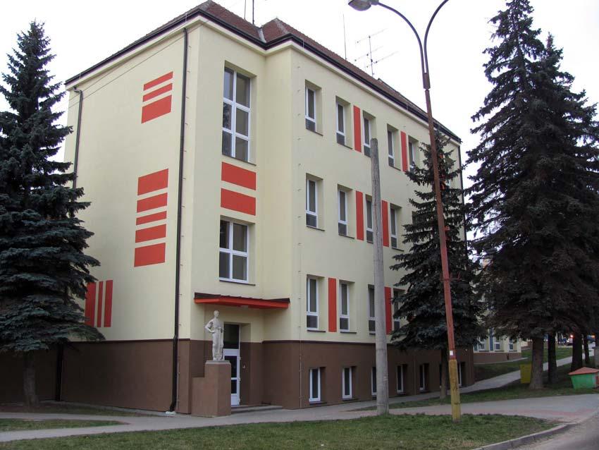 Budova staré školy